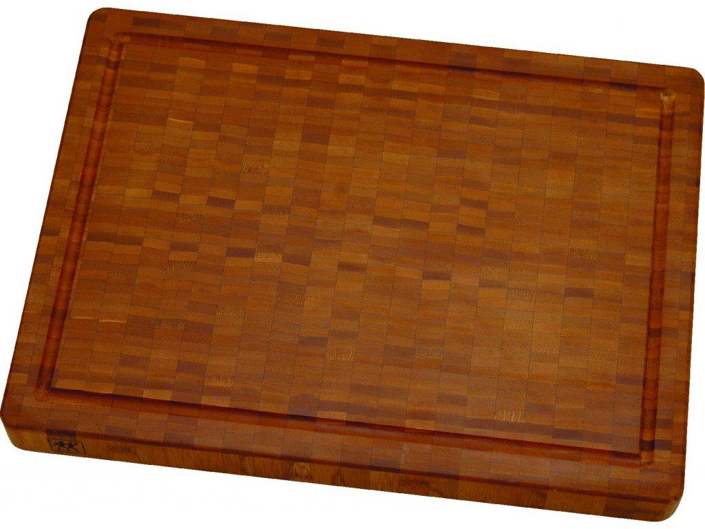 Zwilling Accessories Bambusové prkénko 42x4x31 cm