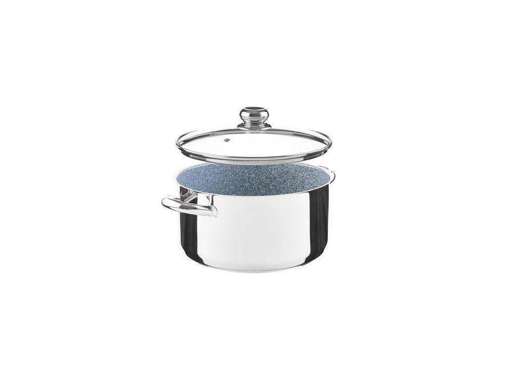 KOLIMAX CERAMMAX PRO STANDARD hrnec s poklicí 26cm 6,0l, granit šedá