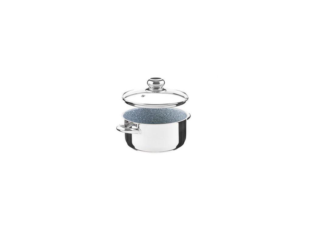 KOLIMAX CERAMMAX PRO STANDARD rendlík s poklicí 18cm 2,0l, granit šedá