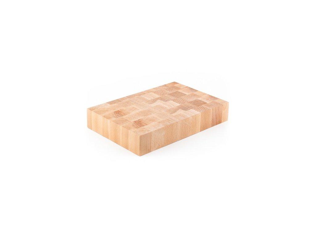 KOLIMAX Dřevěné výrobky masodeska 300x200x50mm buk
