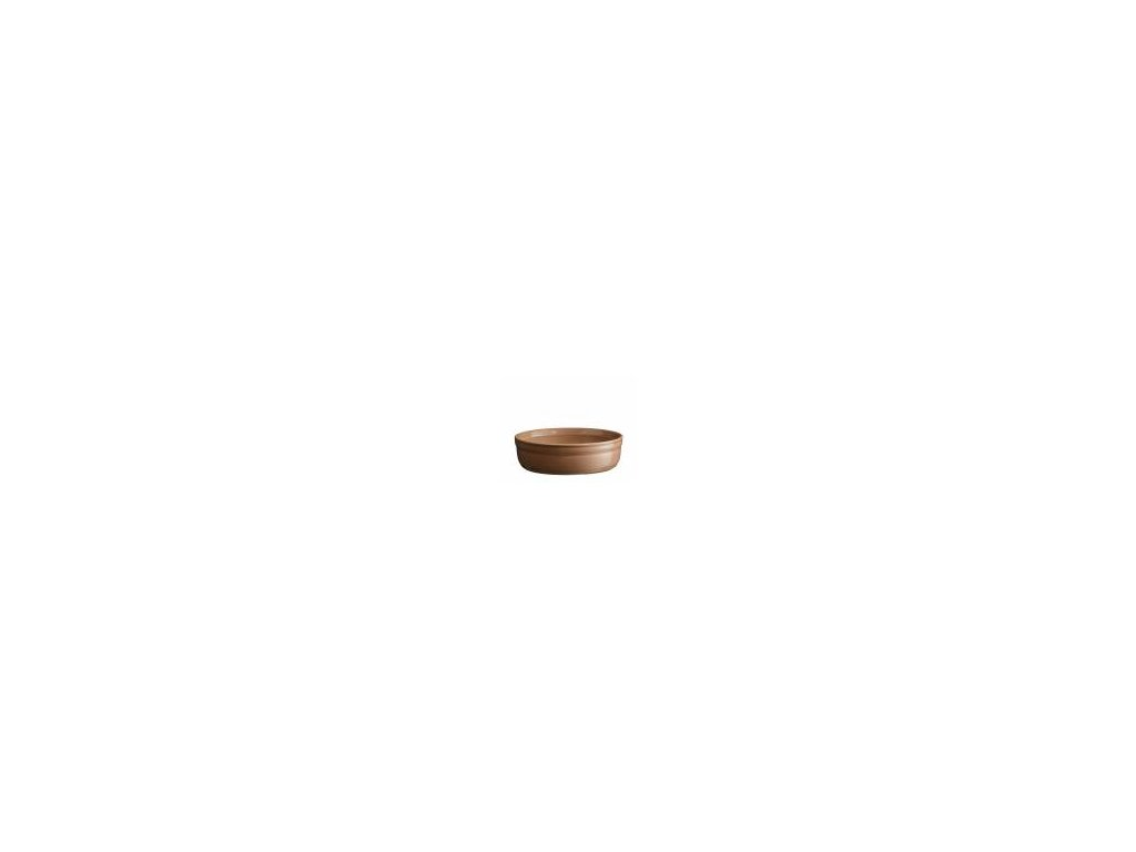 Emile Henry miska na Creme Brulee muškátová barva
