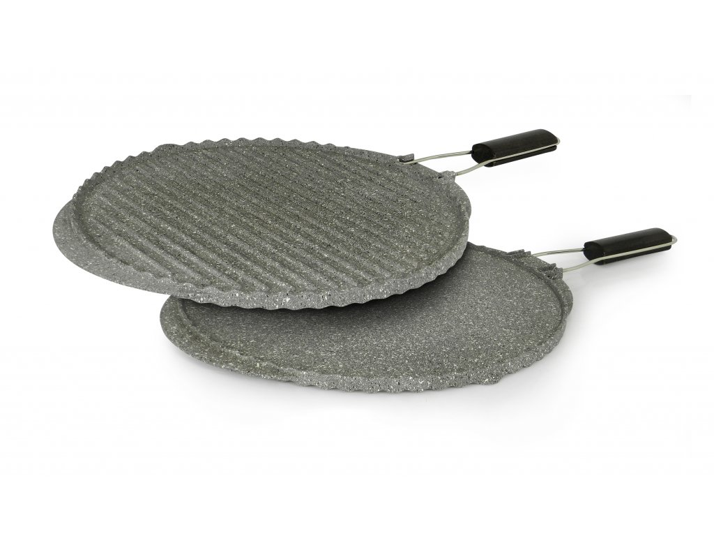 Oboustranný grill FLONAL Monolite Ital 32 cm