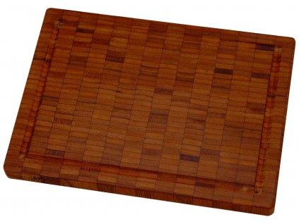 Zwilling Accessories Bambusové prkénko 25x2x18,5 cm