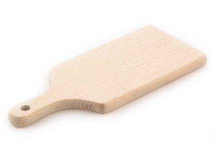 rozměr 27.5x11.5 cmKOLIMAX Dřevěné výrobky deska DRU 275
