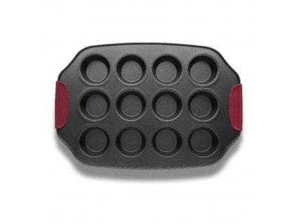 Forma na muffiny se silikonovými rukojeťmi 44 x 30 cm