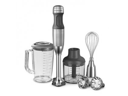 Tyčový mixer KitchenAid 5KHB2571ESX