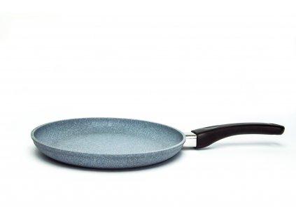 Palačinková pánev PROTITAN linie GRANIT - šedá, neindukční, průměr 24 cm, výška 3 cm  + zdarma dárek SETLEGOGIRL v hodnotě 369,- Kč