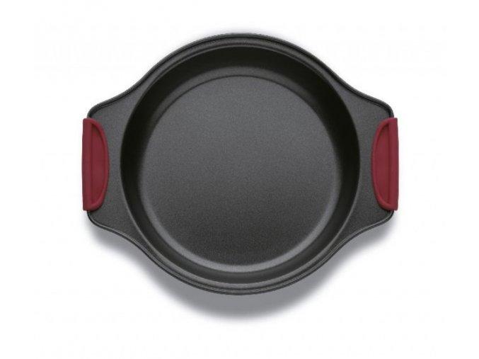 KELA forma na koláč se silikonovými rukojeťmi 20/4