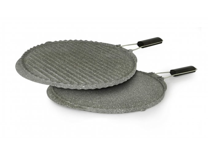 Oboustranný grill FLONAL Monolite Ital 28 cm