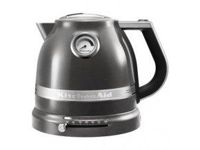 Varná konvice KitchenAid stříbřitě šedá