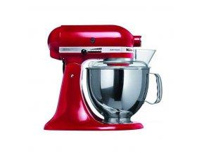 KitchenAid robot královská červená